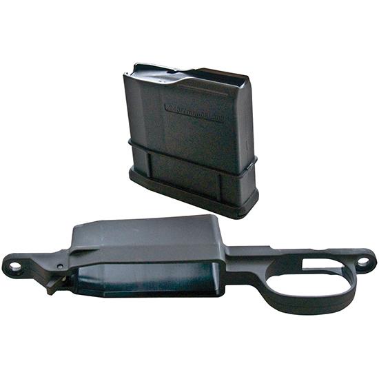 Howa ATIK5R223 Ammo Boost Kit Howa 1500 223 Rem|204 Ruger 5 rd Polymer Black