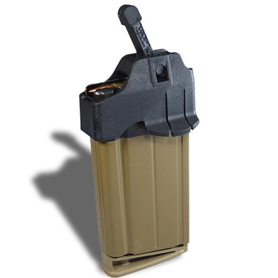 maglula LU24B SCAR H|17 Loader and Unloader 7.62mmX51mm & .308 Win Black Polymer