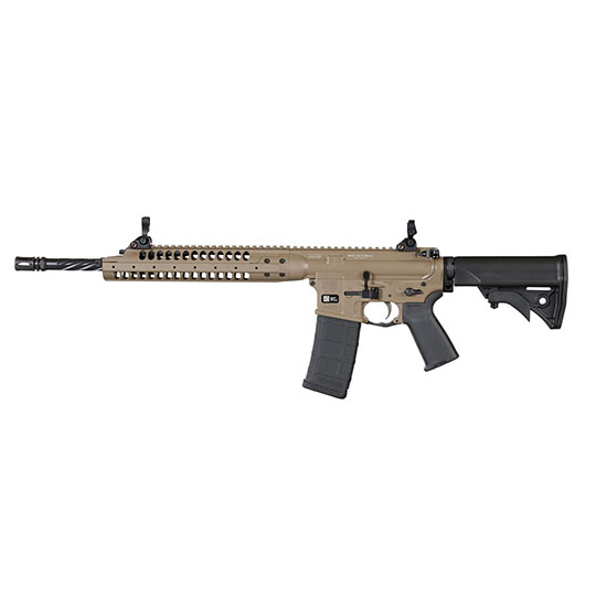LWRC ICA5R5CK16 Individual Carbine A5 Semi-Automatic 223 Remington|5.56 NATO 16.1 30+1 Adjustable Black Stk Flat Dark Earth in.
