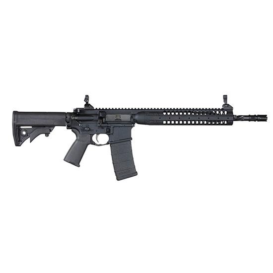 LWRC ICR5B16SPR Individual Carbine SPR Semi-Automatic 223 Remington|5.56 NATO 16.1 30+1 Adjustable Black Stk Black in.
