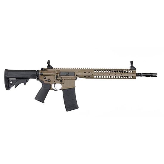LWRC ICR5CK16SPR Individual Carbine SPR Semi-Automatic 223 Remington|5.56 NATO 16.1 30+1 Adjustable Black Stk Flat Dark Earth Cerakote in.