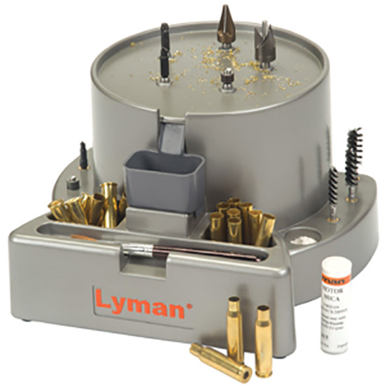 Lyman 7810220 Case Prep Center Xpress One Kit Multi-Caliber 115 Volt