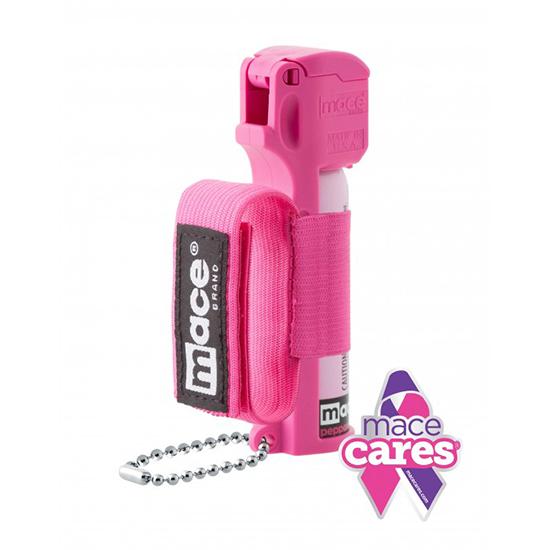 Mace 80328 Hot Pink Jogger Pepper Spray 18 gr 8-12 Feet