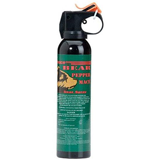 Mace 80346 Pepper Spray Contains 10, One Second Bursts 260 gr 30 Feet