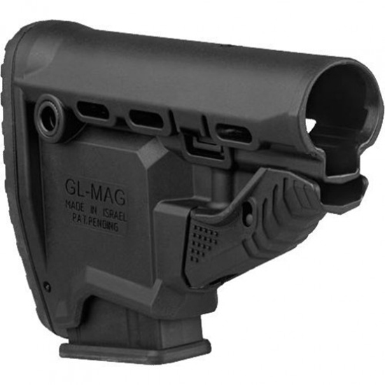 MAKO GLMAG SURVIVAL Stock w|10RD MG BLK