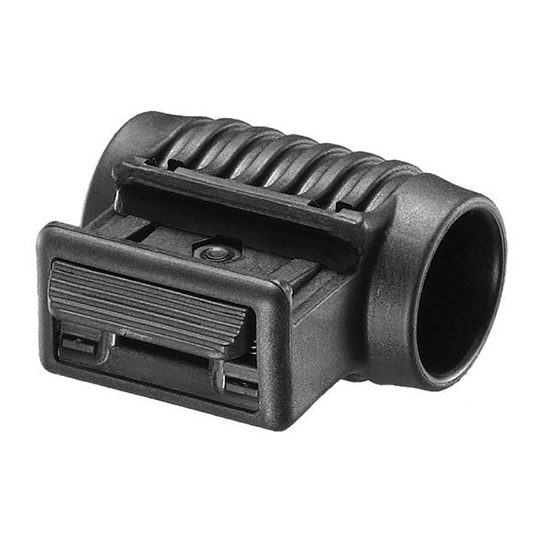 Mako PLS Tactical Flashlight Side Mount PLS 1 Composite 2.72 in.  L x 1.4 in.  W x 2 in.  H in.