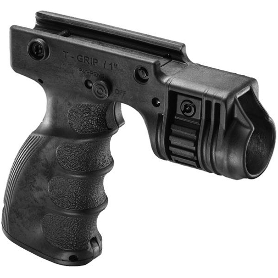 Mako Tactical Grip with Trigger Flashlight Mount