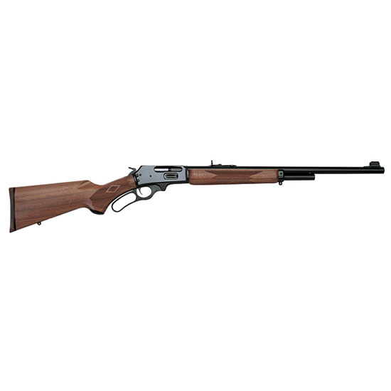 Marlin 70460 1895 Classic Lever 45-70 Government 22 4+1 Black Walnut Stk Blued in.