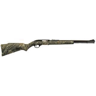 Marlin 70624 60C Semi-Automatic 22 Long Rifle (LR) 19 14+1 Synthetic Realtree Hardwoods HD Stk Blued in.
