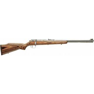 Marlin 70855 XT-22MTSL Bolt 22 Winchester Magnum Rimfire (WMR) 22 12+1 Laminate Brown Stk Stainless Steel in.