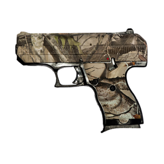Hi-Point 916WC C9 Single 9mm 3.5 8+1 Woodland Camo Grip in.