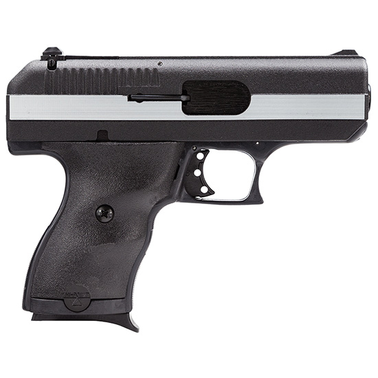 Hi-Point CF380 Standard Double 380 Automatic Colt Pistol (ACP) 3.5 8+1 3-Dot Black Polymer Grip Black|Chrome in.