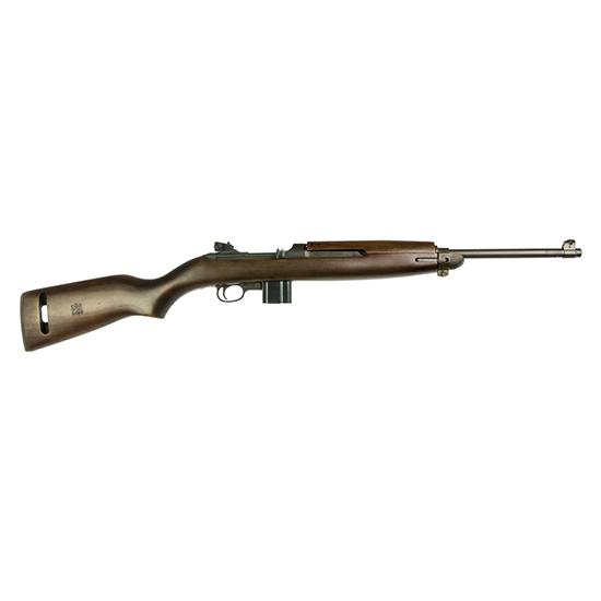 Inland Mfg ILM140 M1 1944 Carbine Semi-Automatic 30 Carbine 18 10+1 Walnut Stk Black in.
