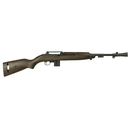 Inland Mfg ILM310 T30 Carbine Bolt 30 Carbine 18 10+1 Wood Stk Black in.