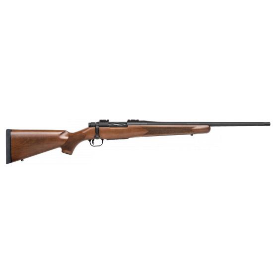 Mossberg Patriot Bantam Rifle Blued Walnut .243Win 20-inch 5 Rds