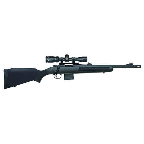 Mossberg MVP Patrol Black 5.56NATO | .223Rem 16.25-inch 10rd with Vortex Crossfire 2-7x32