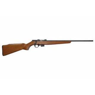 Mossberg 38180 817 Bolt Action 17 HMR 21 5+1 Wood Stk Blued in.