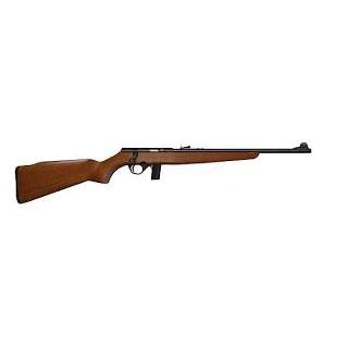 Mossberg 38218 802 Plinkster Bolt 22 LR 18 10+1 Wood Stk Blued in.