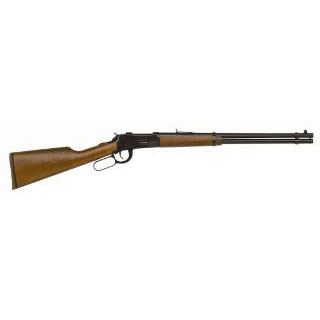 Mossberg 41010 464 Straight Grip Lever 30-30 Winchester 20 7+1 Hardwood Stk Blued in.
