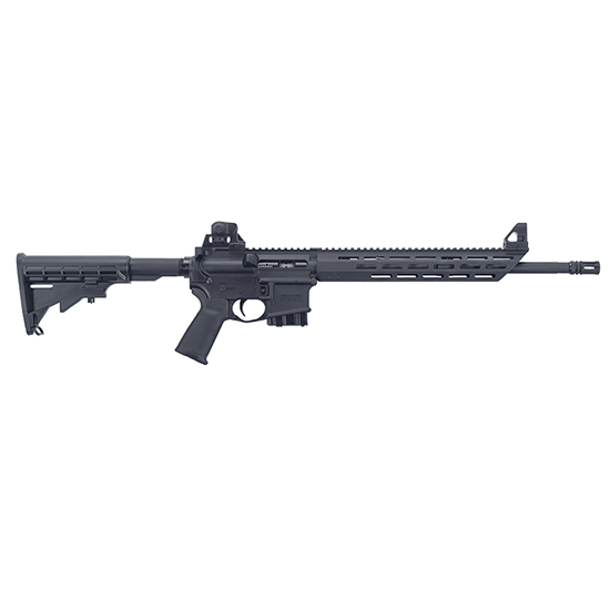 Mossberg 65075 MMR Carbine Semi-Automatic 223 Remington|5.56 NATO 16.3 10+1 Synthetic Black Stk Black in.
