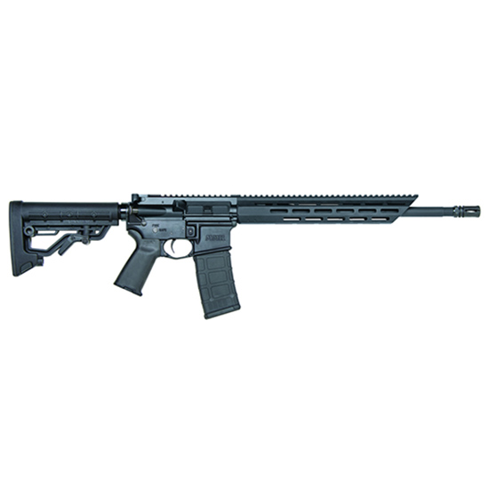 Mossberg 65081 MMR Tactical Semi-Automatic 223 Remington|5.56 NATO 16 30+1 6-Position Blk Stk Black Phosphate in.