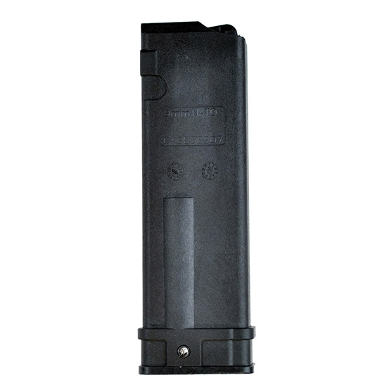 MasterPiece Arms MPA2070P 9mm 30rd Poly Black