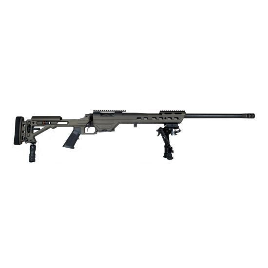 Masterpiece Arms MPA Bolt Action .308Win 24in 10rd Cerakote Rifle MPA308BA-BB