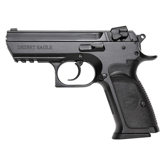 Magnum Research BE45003RS Baby Desert Eagle Single Double 45 Automatic Colt Pistol (ACP) 3.8 10+1 Blk Carbon Steel in.