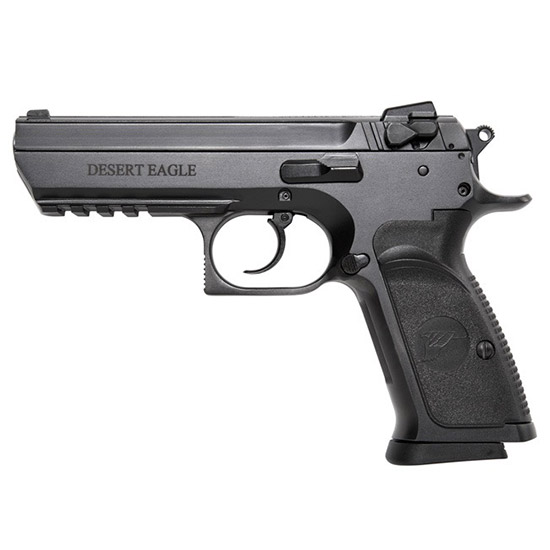 Magnum Research BE99153R Baby Desert Eagle Single|Double 9mm 4.4 16+1 Blk Carbon Steel in.