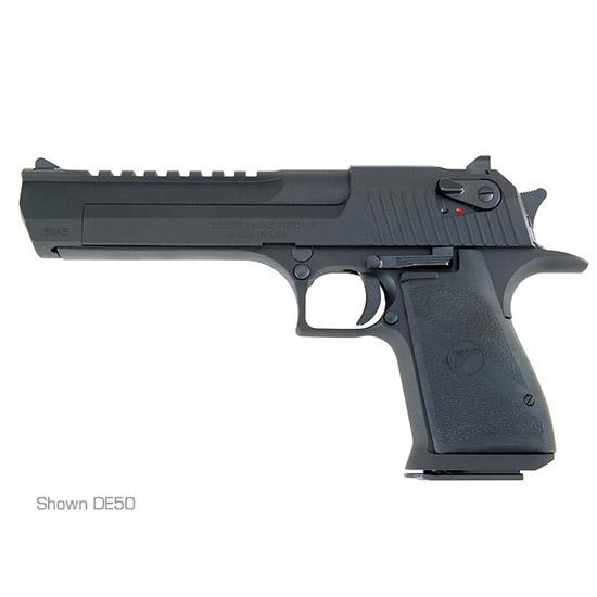 Magnum Research DE357 Desert Eagle Mark XIX 357 RemMag 6 9+1 Black Syn Grip Blk in.
