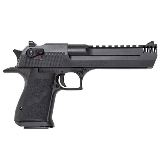 Magnum Research DE357IMB Desert Eagle Mark XIX  SAO 357 Magnum 6 MB 9+1 Black in.