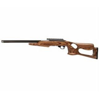 Magnum Research MLR22WMBN Magnum Lite Barracuda Semi-Automatic 22 Winchester Magnum Rimfire (WMR) 19 9+1 Laminate Brown Stk Black in.