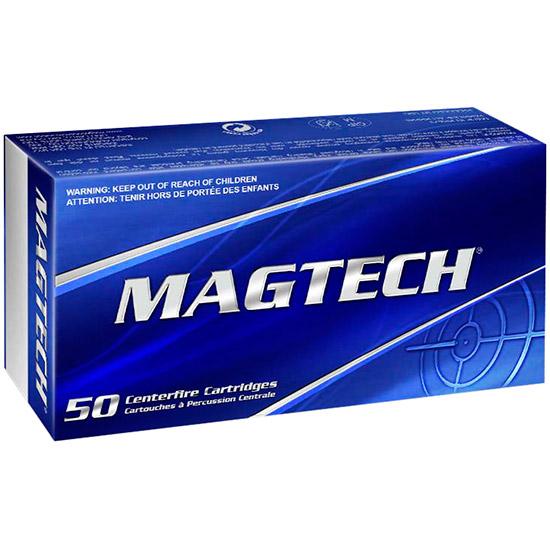 Magtech 357D Sport Shooting 357 Magnum 158 GR Full Metal Jacket Flat Point 50 Bx  20 Cs