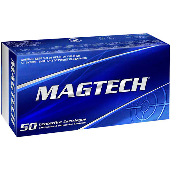 Magtech 38S Sport Shooting 38 Super +P 130 GR Full Metal Jacket 50 Bx| 20 Cs