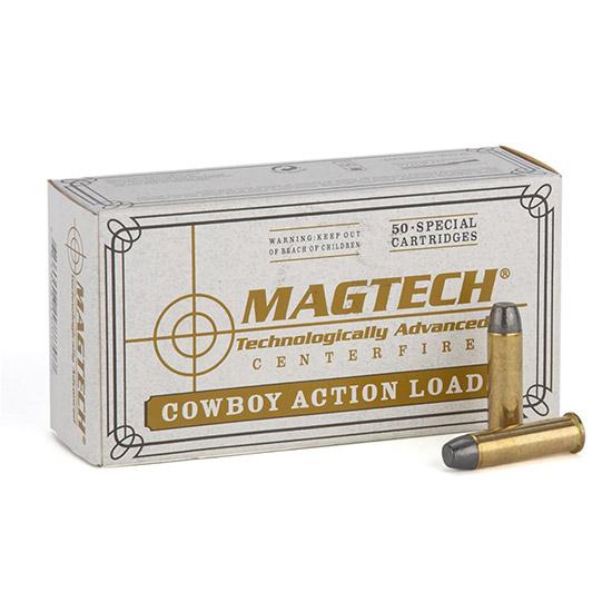 Magtech 4440B Cowboy Action 44-40 Winchester 225 GR Lead Flat Nose 50 Bx| 20 Cs