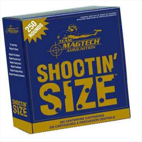 Magtech MP38A SPORT SHOOTING 38 Special Lead Round Nose 158 GR 250Box|4Case