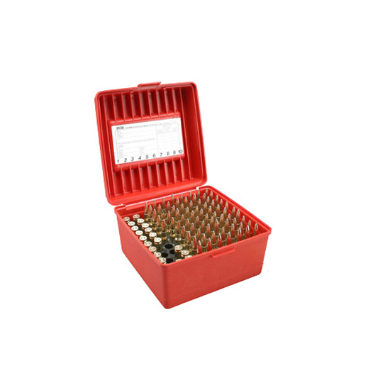 MTM R-100-30 Deluxe 100rd Rifle Ammo