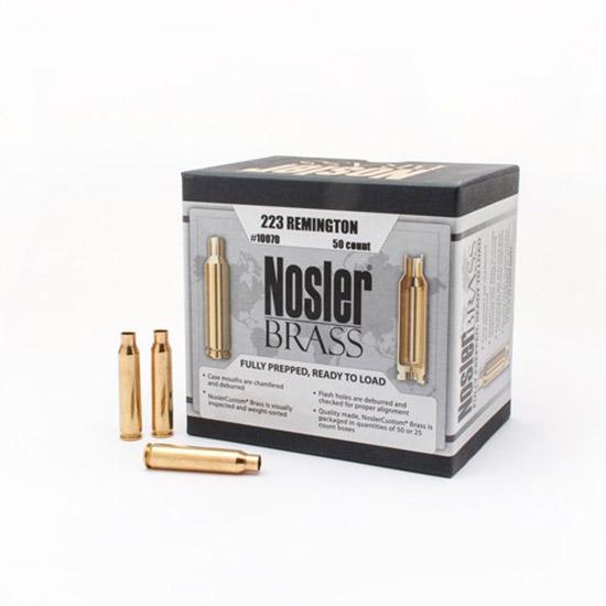 Nosler 10070 Brass Nosler 223 Remington|5.56 NATO