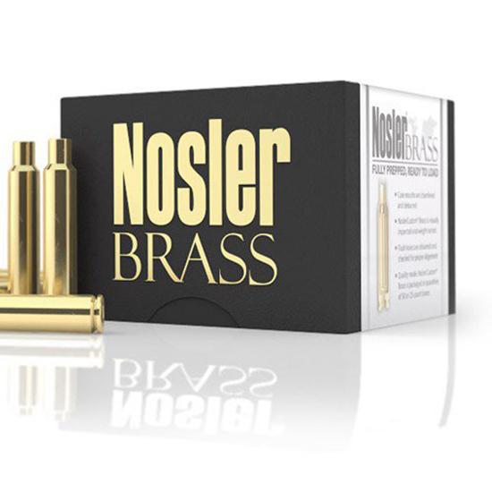 Nosler 10221 Brass 30 Nosler