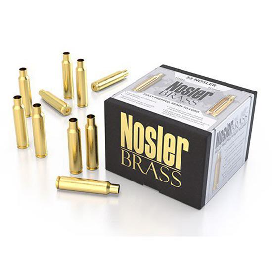 Nosler 10222 Brass Nosler 33