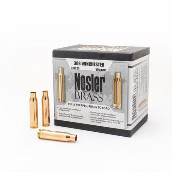 Nosler 10225 Brass Nosler 308 Winchester|7.62 NATO