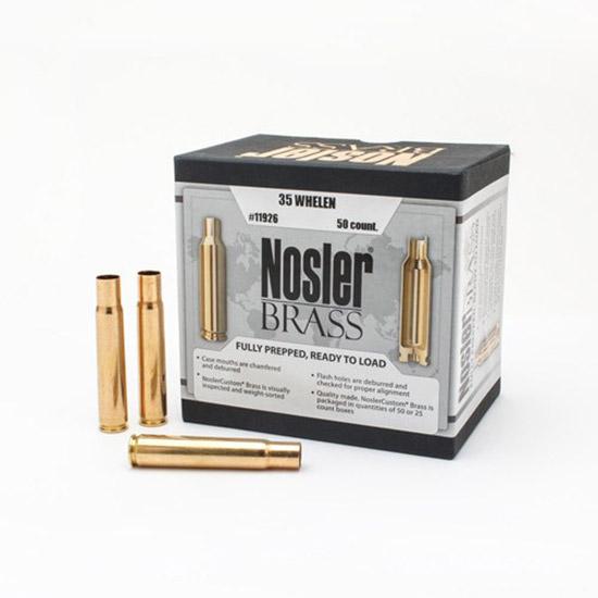Nosler 11926 Brass Nosler 35 Whelen