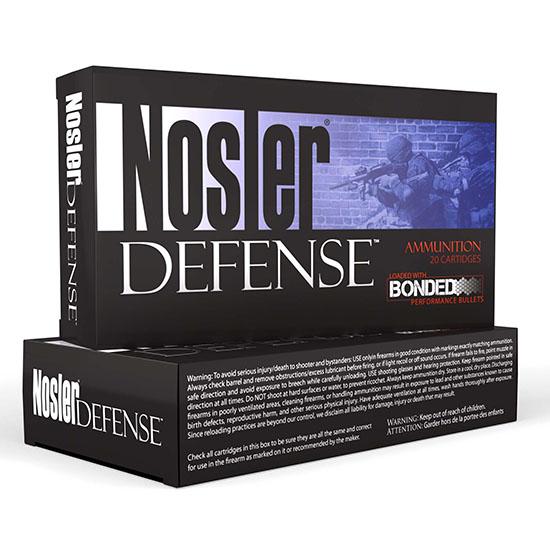 Nosler 6.8 SPC 90GR BOND SOLID BS