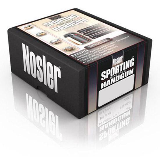 NOSLER 10MM .400 180 GR JHP SPORTING HANDGUN PISTOL 250|BOX