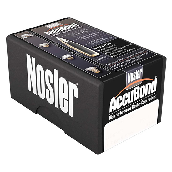 Nosler Ballistic Tip Varmint Bullets