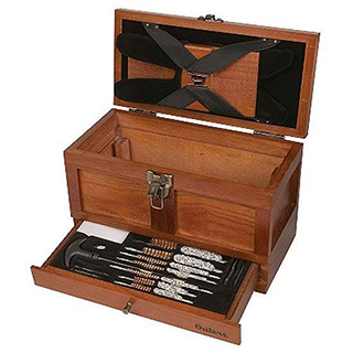 Outers 70084 Universal Cleaning Kit Wood Tool Box Universal Wood Cleaning Chest