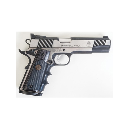 PAC 1911 GRIP CHARCOAL LAM