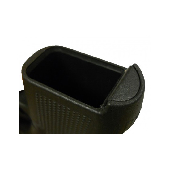 Pearce Grip PGFI42 Grip Frame Insert Glock 42|43 Black Polymer