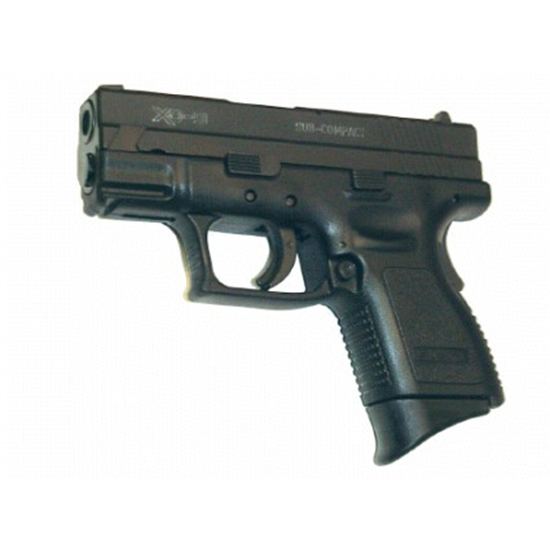 Pearce Grip PGXD Grip Extension XD|XDS Not 45ACP Black Poly