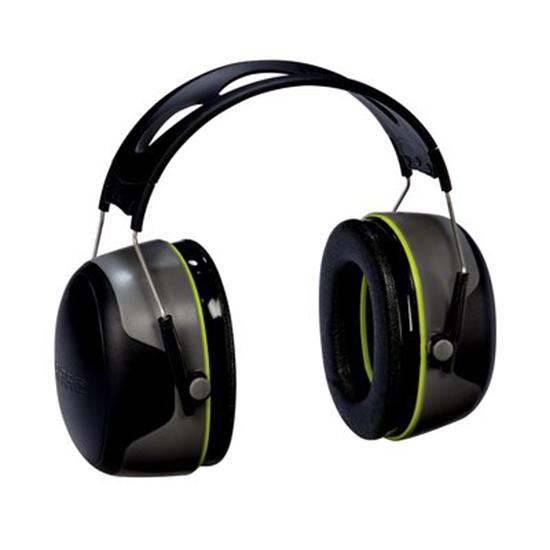 3M Peltor 97042PEL6C Sport Ultimate Muffs Earmuff 30 dB Gray|Black